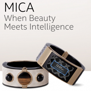 MICA cuff designed by Opening Ceremony
