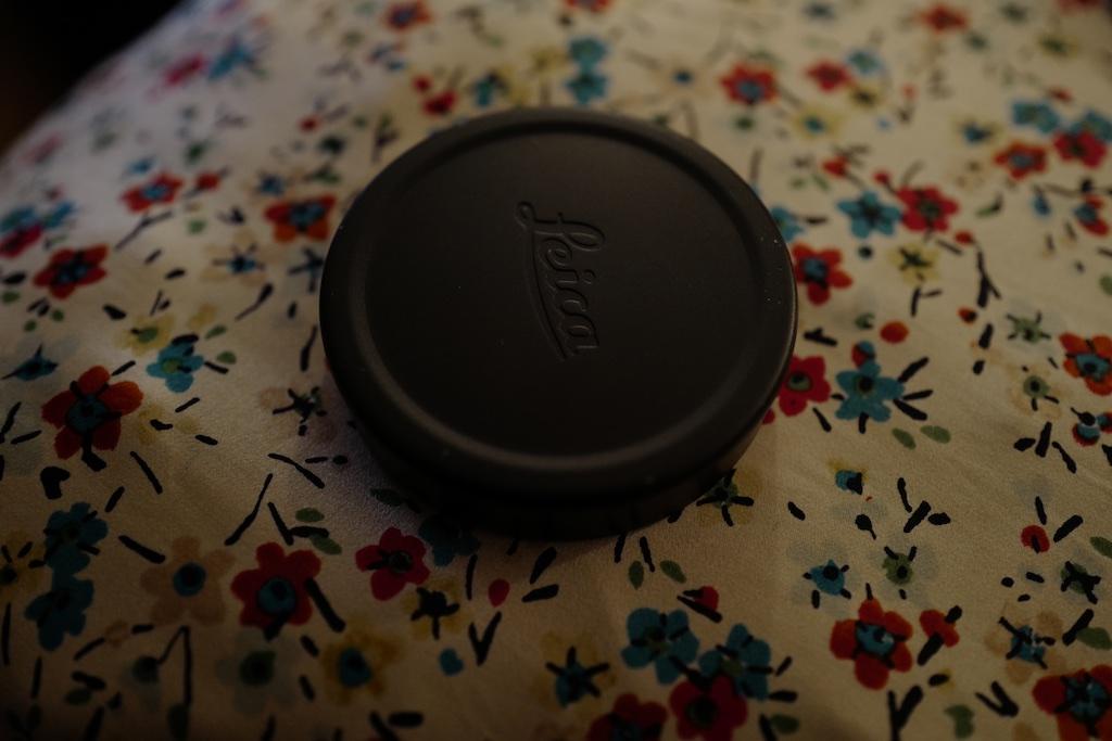 Leica Lens Cap