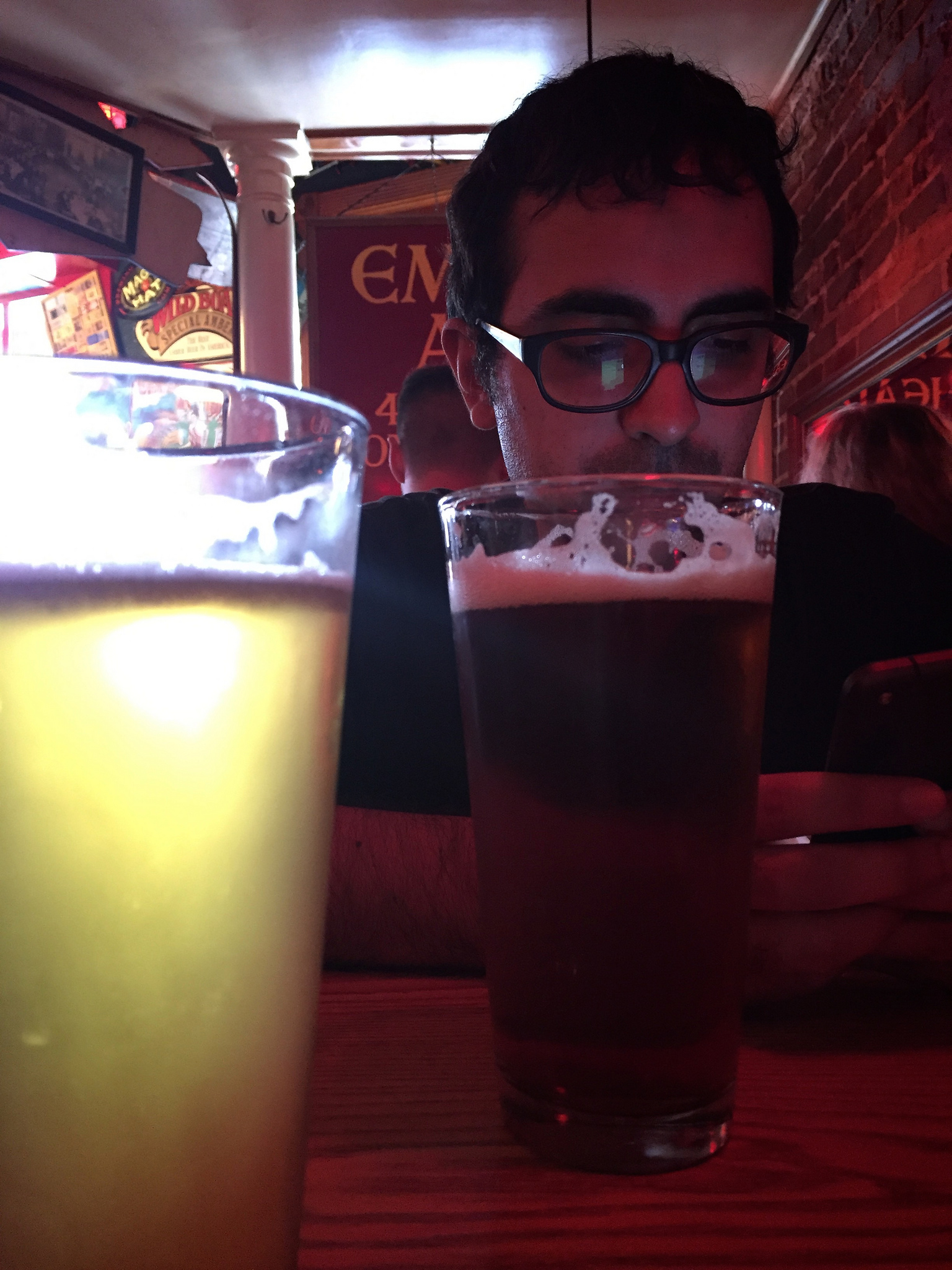 20 ounce beers