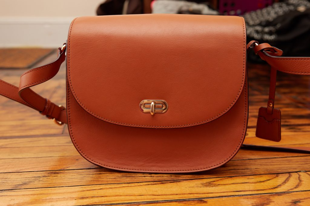 Lo & Sons The Claremont bag that I'm parting ways with