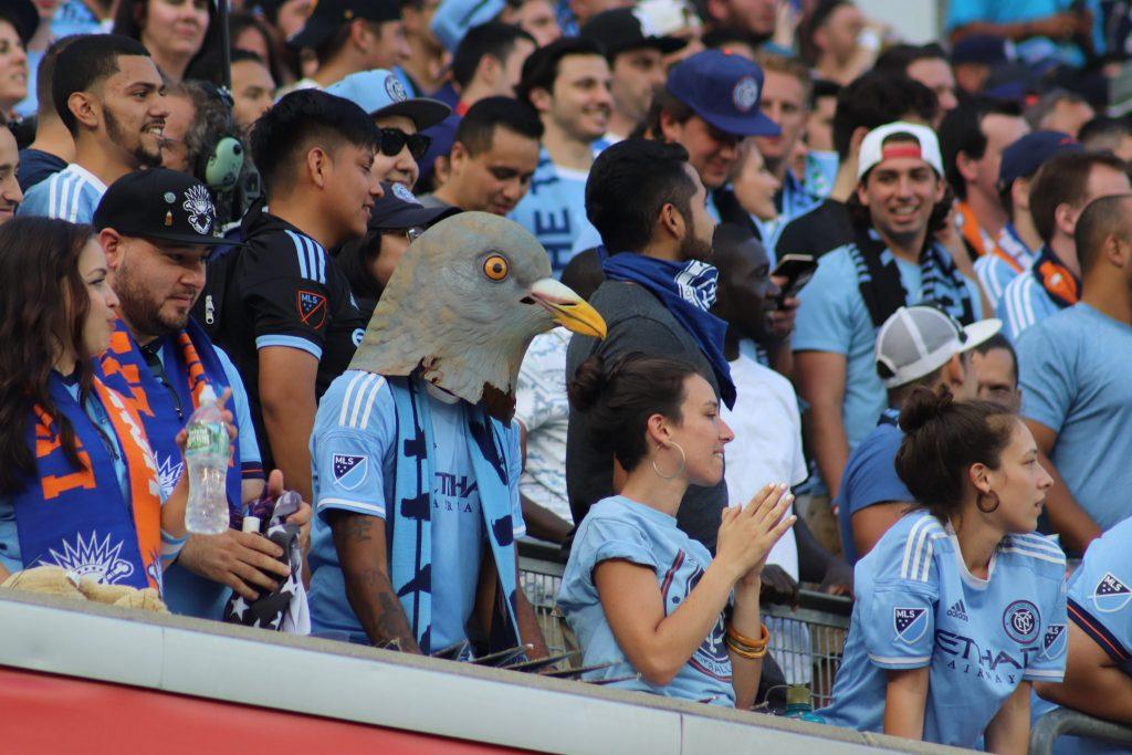 Pigeon Fan by Jen Gallardo