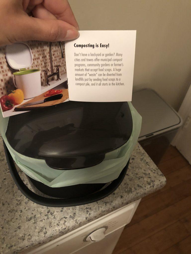 Composting is Easy - hopefully not jinxing myself!