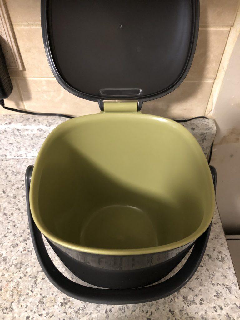 Empty Compost Bin